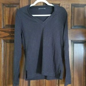 Womens long sleeve L top, hardly worn.